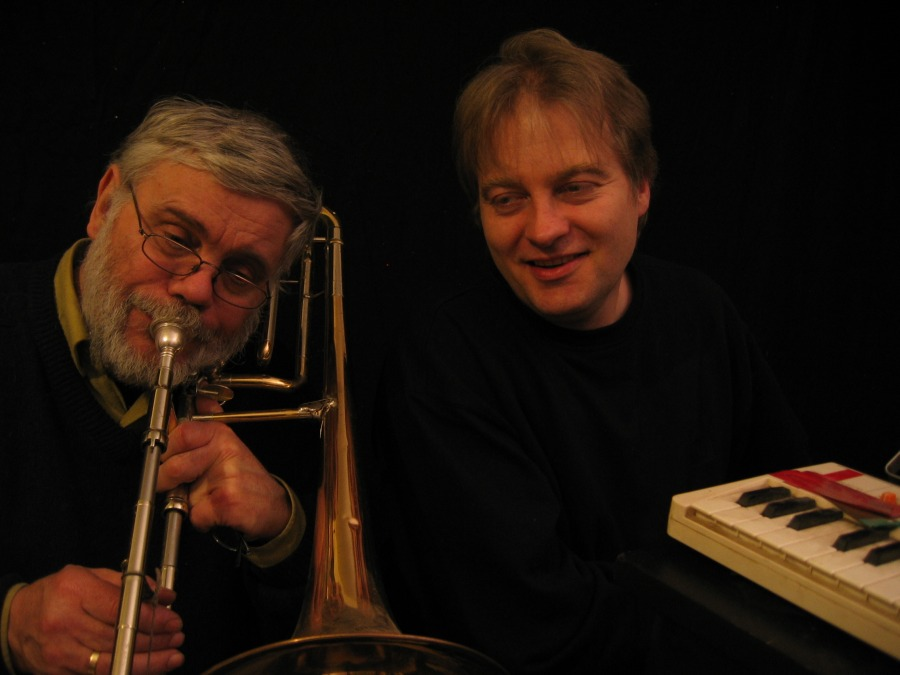 Heinz-Erich Gödecke + Hans Schüttler
